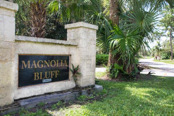 MAGNOLIA BLUFF PALM CITY FLORIDA
