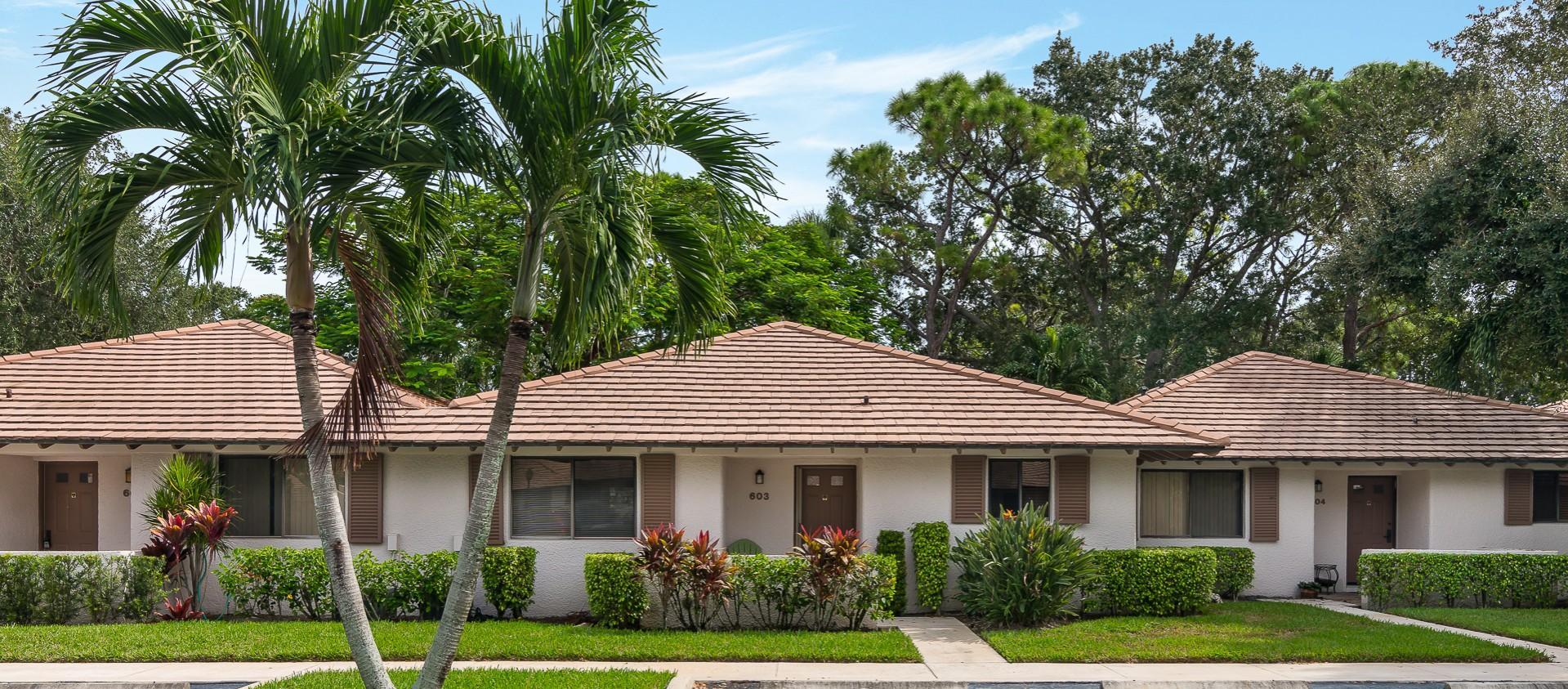 603 Club Drive 603, Palm Beach Gardens, Florida 33418, 2 Bedrooms Bedrooms, ,2 BathroomsBathrooms,F,Villa,Club,RX-10570752