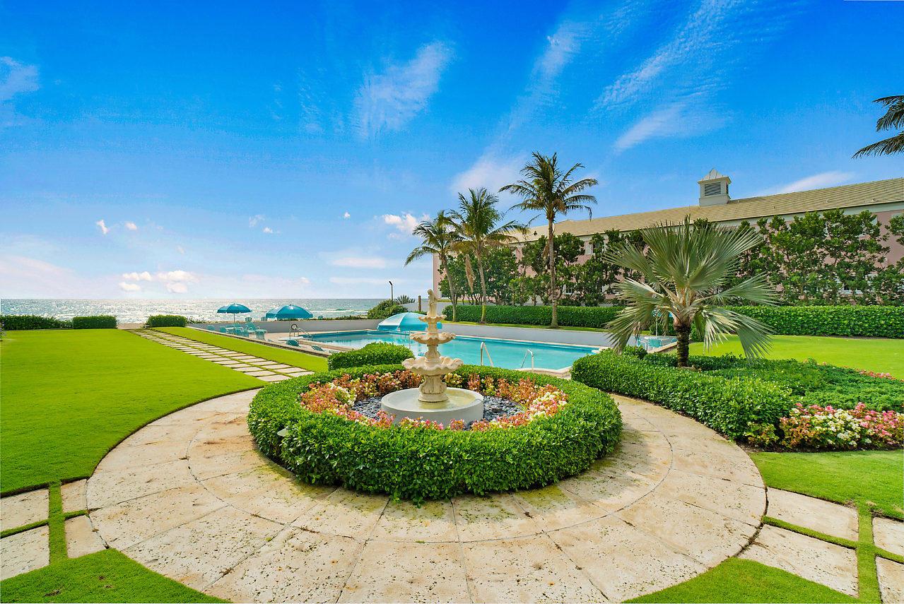 2665 Ocean Boulevard, Gulf Stream, Florida 33483, 4 Bedrooms Bedrooms, ,3.1 BathroomsBathrooms,Condo/coop,For Sale,Ocean,RX-10570115
