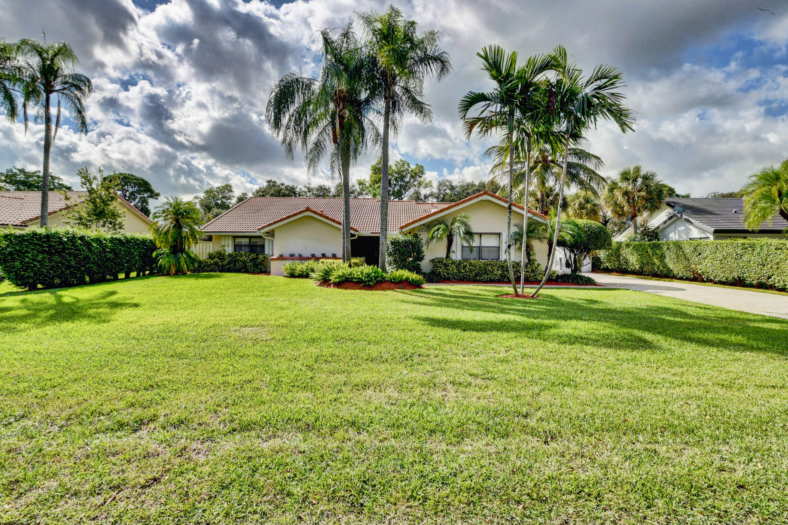 Home for sale in Oakmont Delray Beach Florida