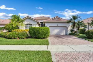 Home for sale in Oxford Place Boynton Beach Florida