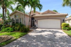 VALENCIA SHORES 1 home 7581 Lake Harbor Terrace Lake Worth FL 33467