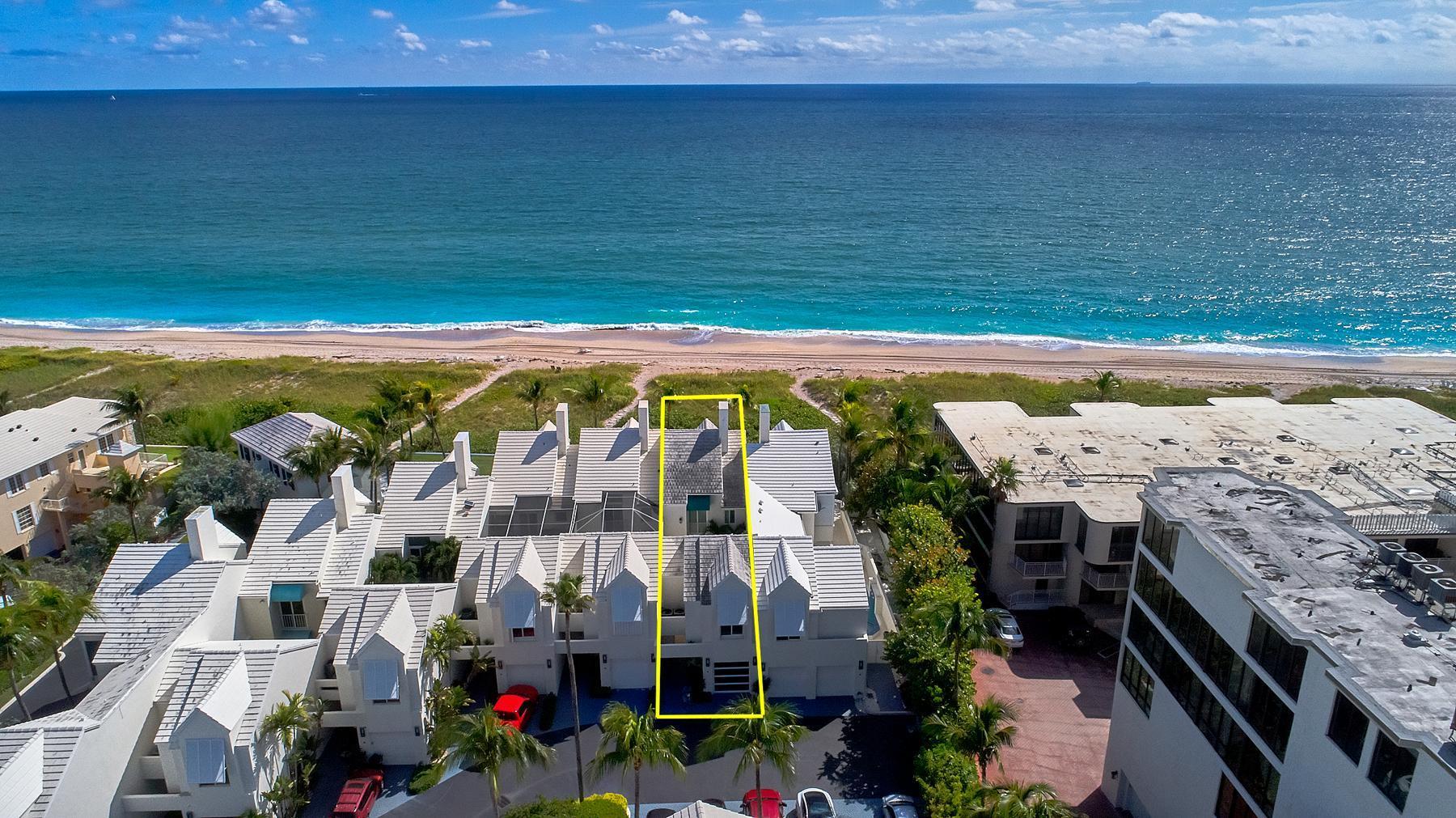 2115 Ocean Boulevard, Delray Beach, Florida 33483, 3 Bedrooms Bedrooms, ,3.1 BathroomsBathrooms,Townhouse,For Sale,Ocean,RX-10571095