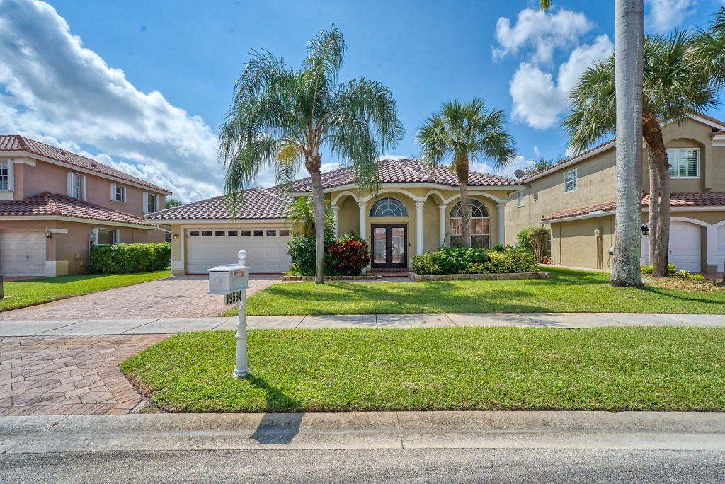 Home for sale in Boca Isles North Boca Raton Florida