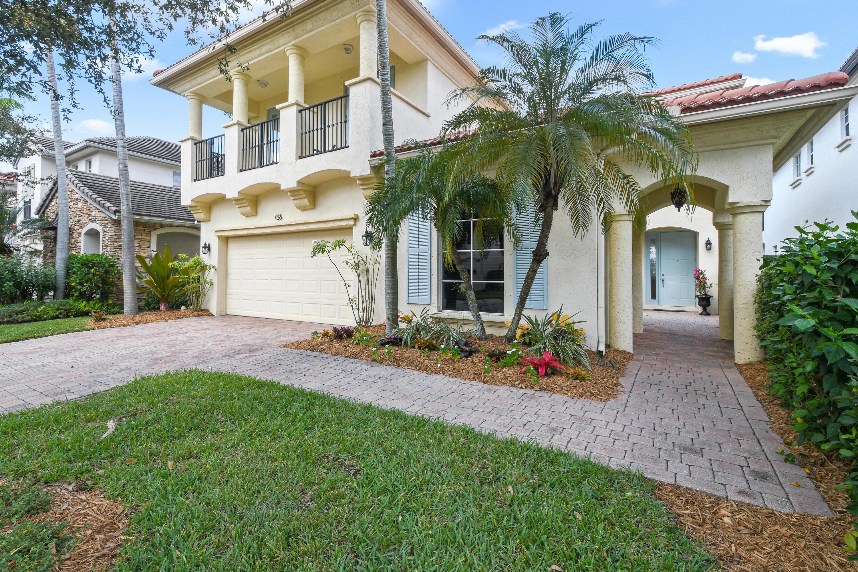 Photo of 756 Bocce Court, Palm Beach Gardens, FL 33410