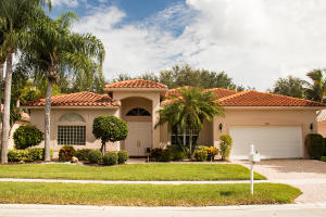 CASCADE LAKES home 5254 Landon Circle Boynton Beach FL 33437