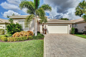 VALENCIA PALMS home 6647 Capistrano Beach Trail Delray Beach FL 33446
