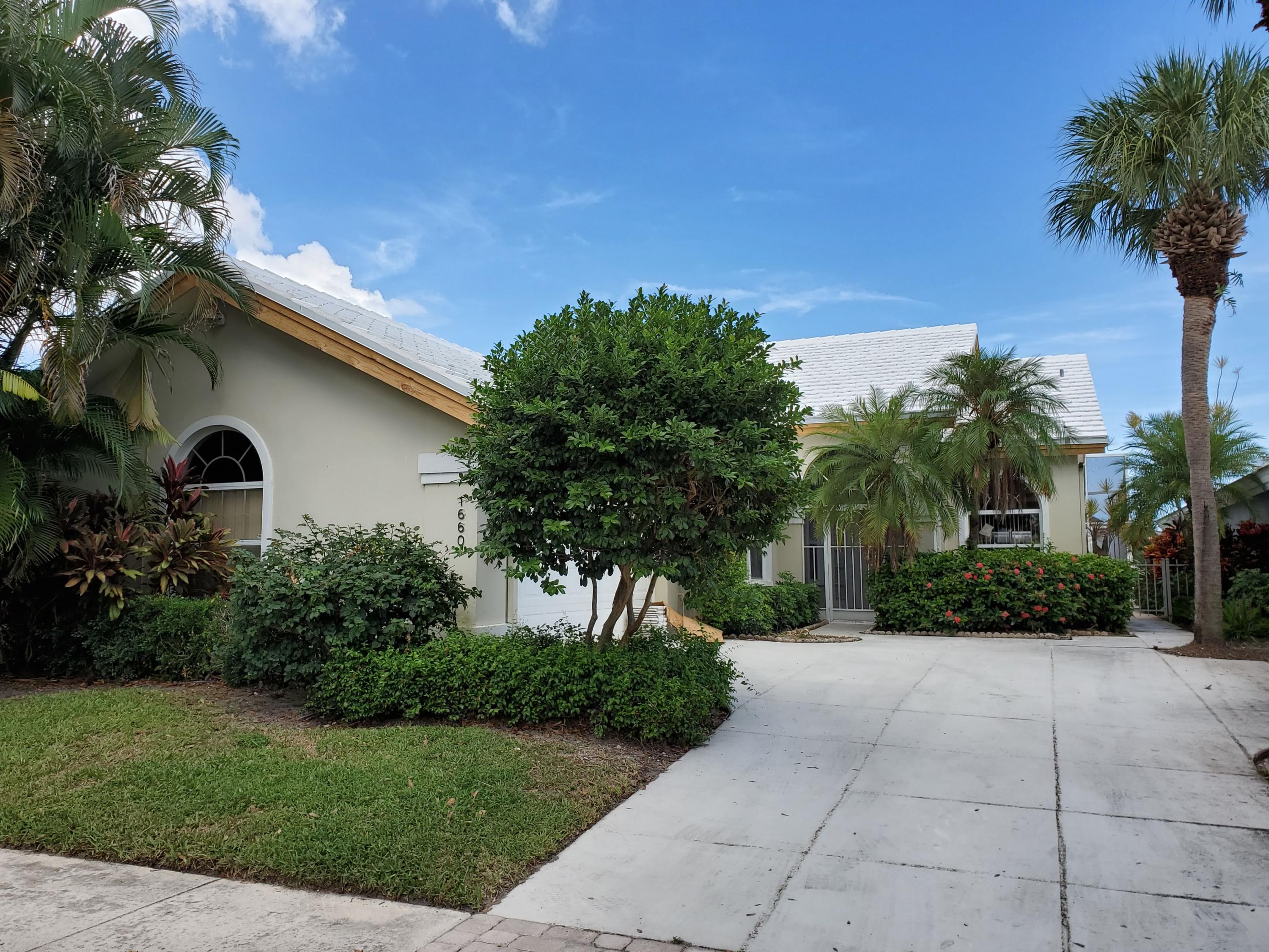 1660 Wilderness Road West Palm Beach, FL 33409