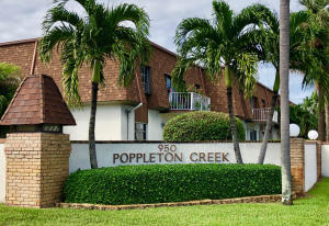Poppleton Creek Condo