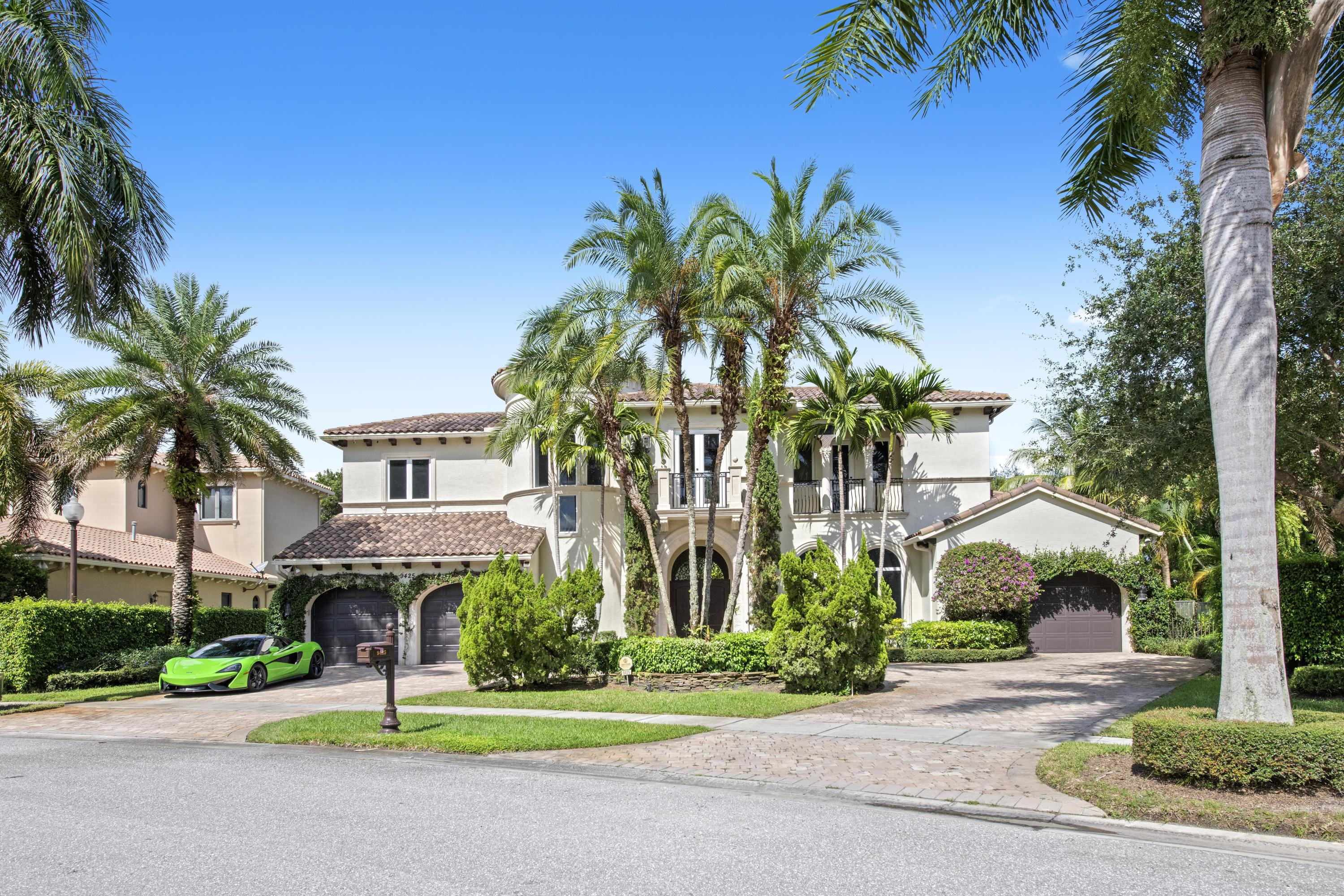 9425 Grand Estates Way - Boca Raton, Florida