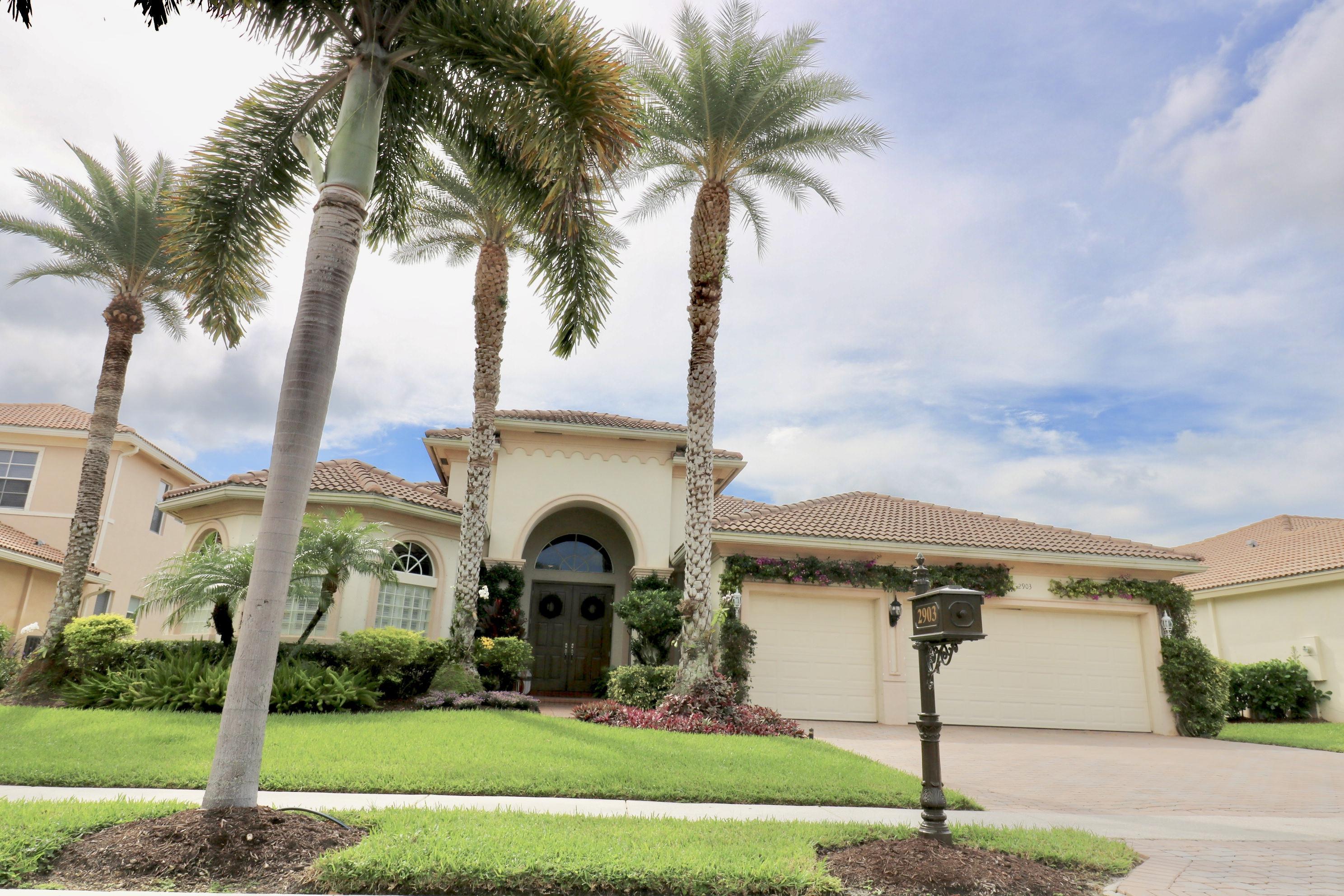 2903 Fontana Lane Royal Palm Beach, FL 33411
