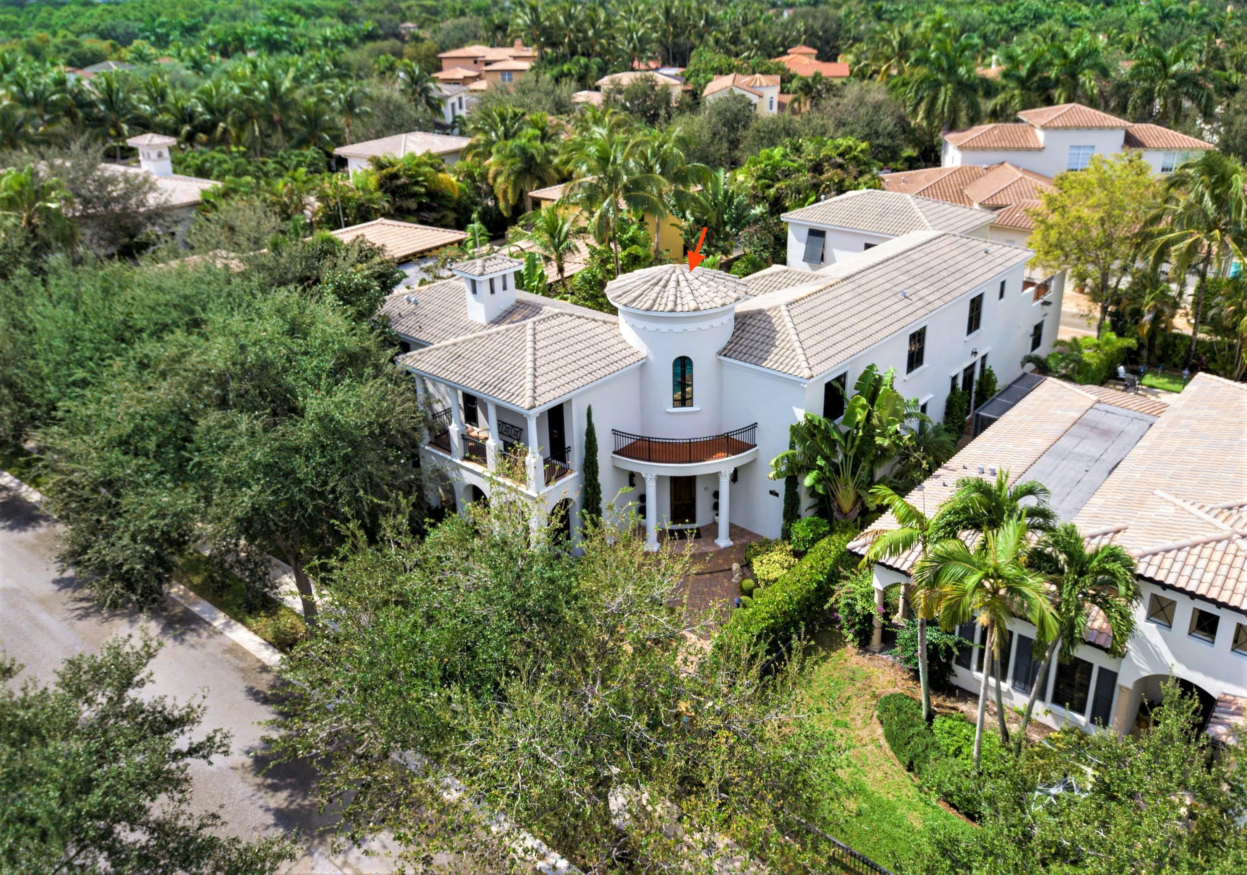 Home for sale in Valencia At Abacoa Jupiter Florida