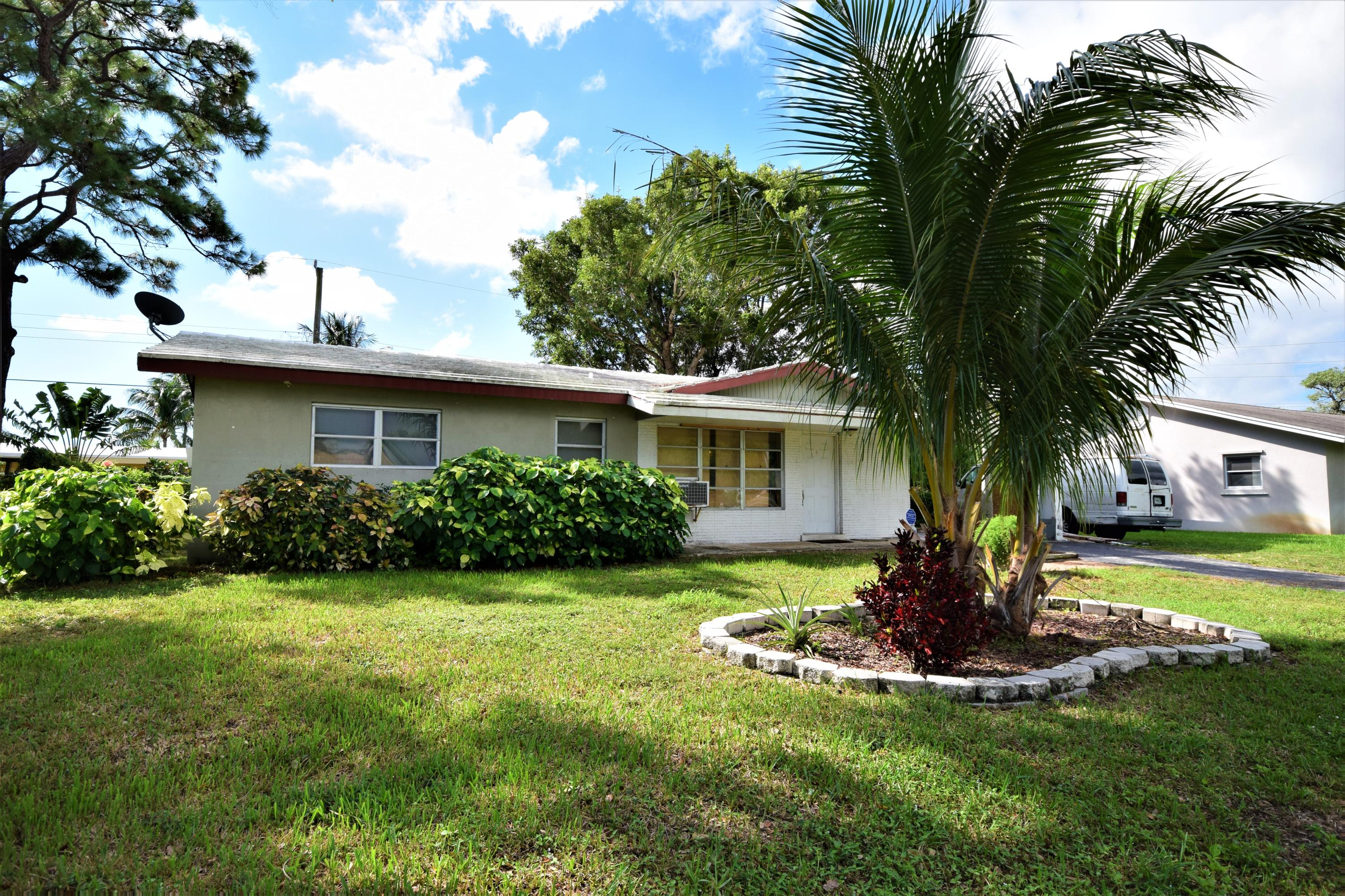 Home for sale in GOLFVIEW HARBOUR 1ST SEC Boynton Beach Florida