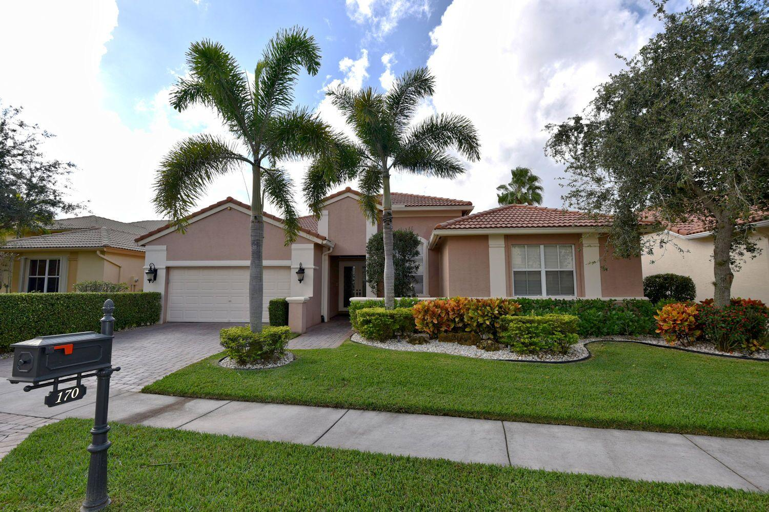 Home for sale in mirabella at mirasol a Palm Beach Gardens Florida