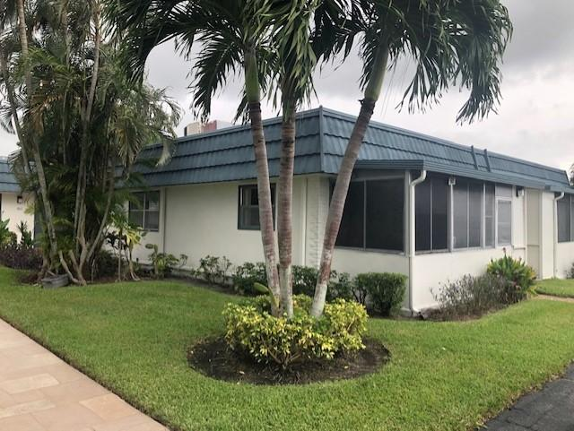 Home for sale in kings point waterford villa Delray Beach Florida