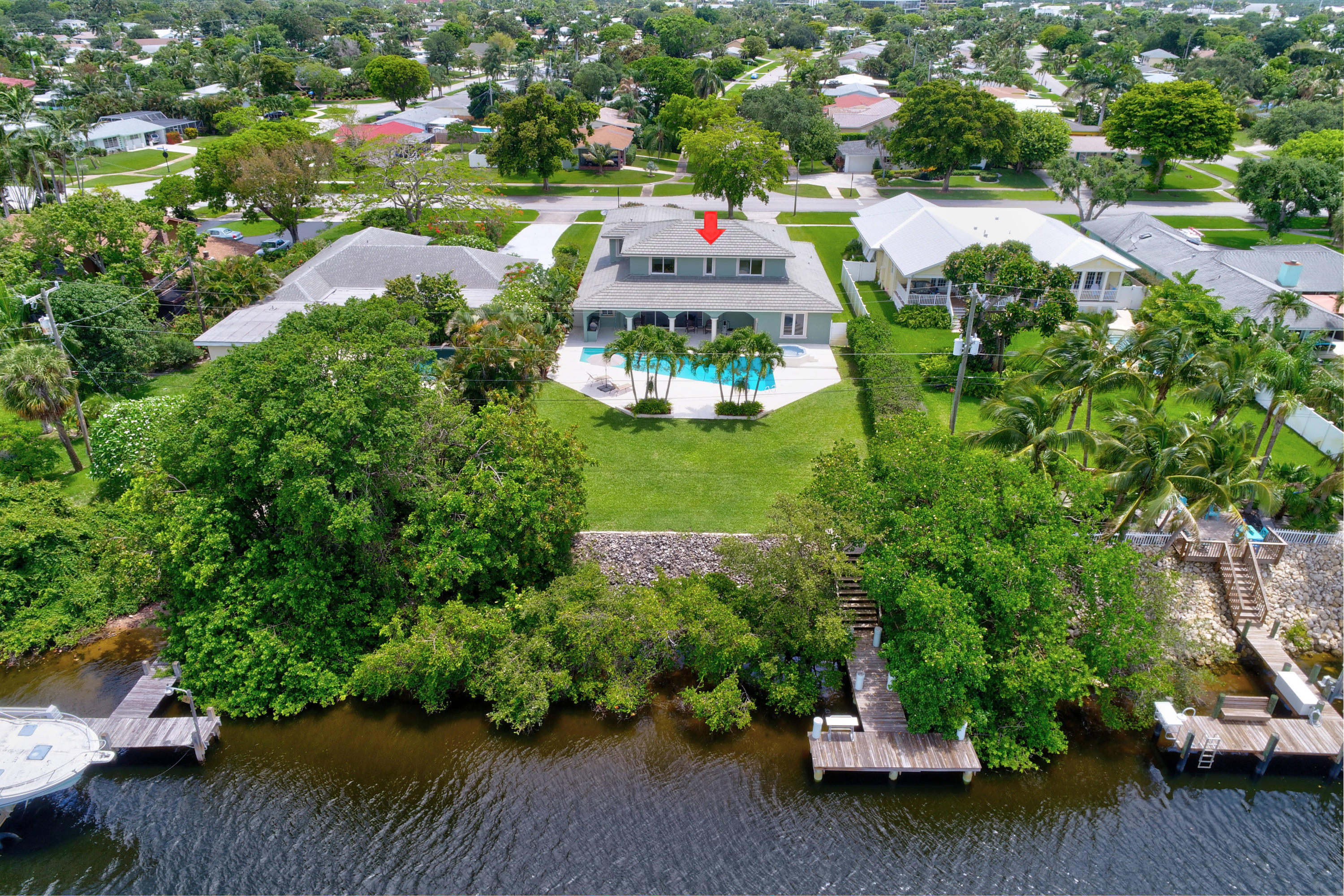 584 Anchorage Drive, North Palm Beach, Florida 33408, 4 Bedrooms Bedrooms, ,6 BathroomsBathrooms,A,Single family,Anchorage,RX-10575369