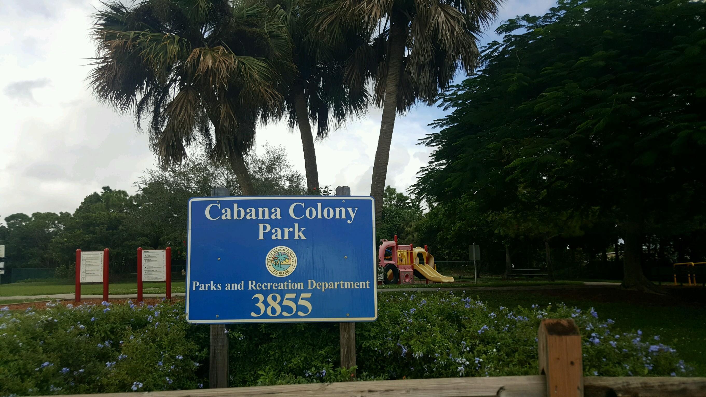 PALM BEACH CABANA COLONY 2 PALM BEACH GARDENS FLORIDA