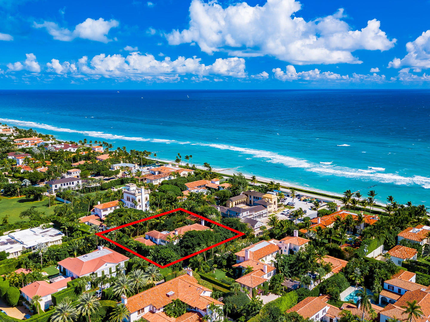 New Home for sale at 111 El Brillo Way in Palm Beach