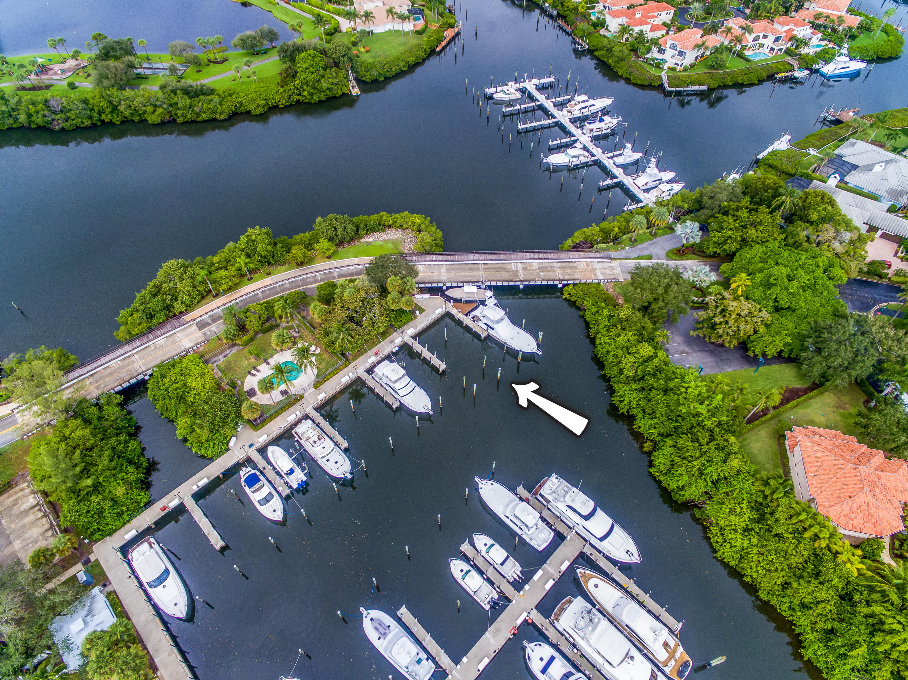 3238  Casseekey Island Road  Dock 30, Jupiter, Florida