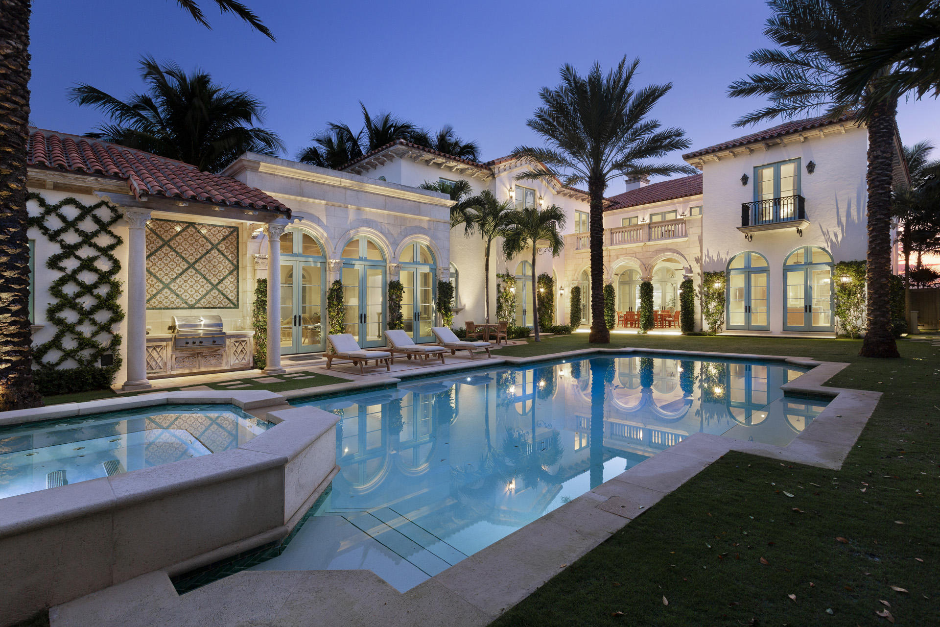 New Home for sale at 516 Ocean Boulevard in Palm Beach