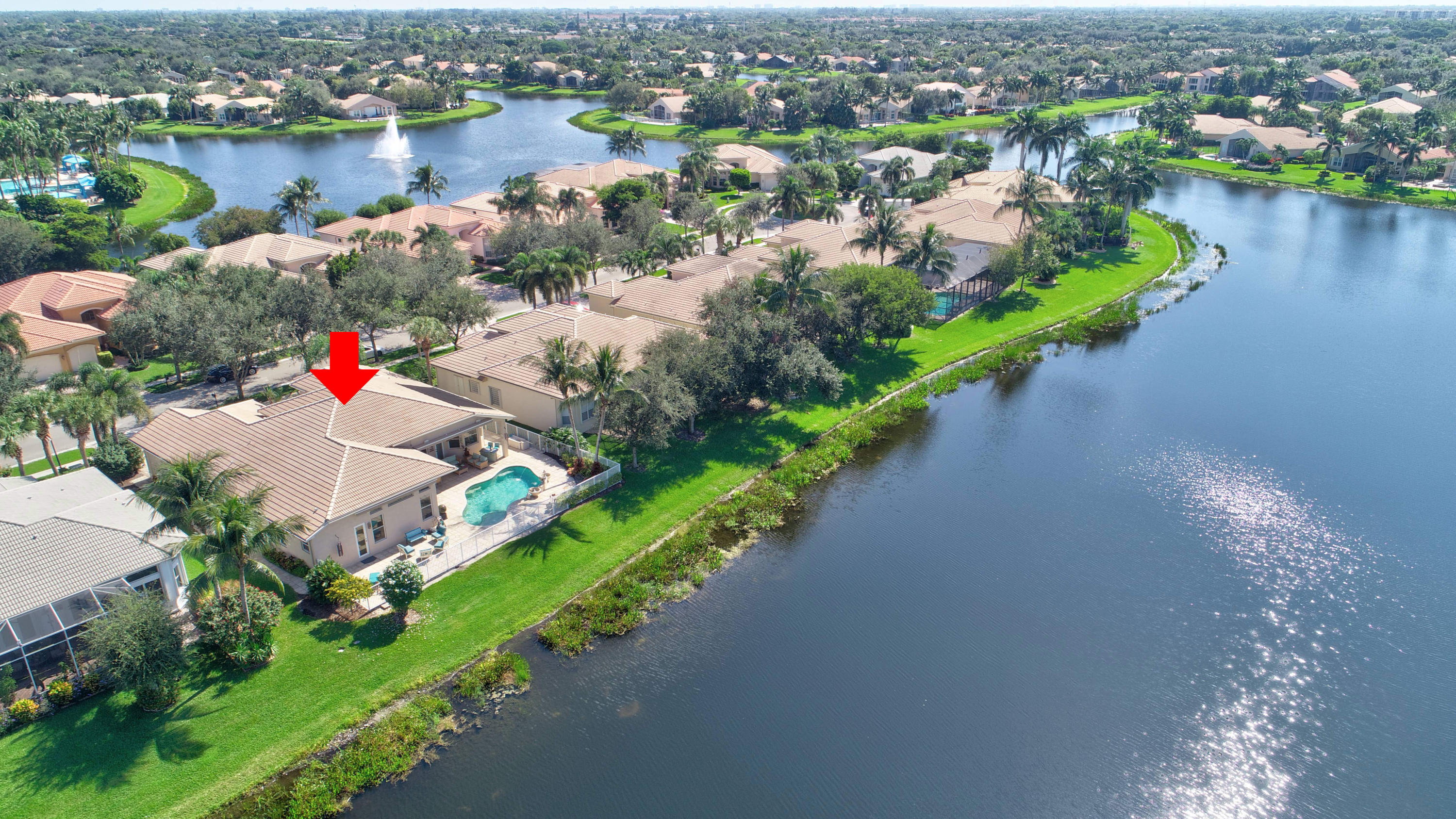 Home for sale in G.l. Homes Delray Beach Florida
