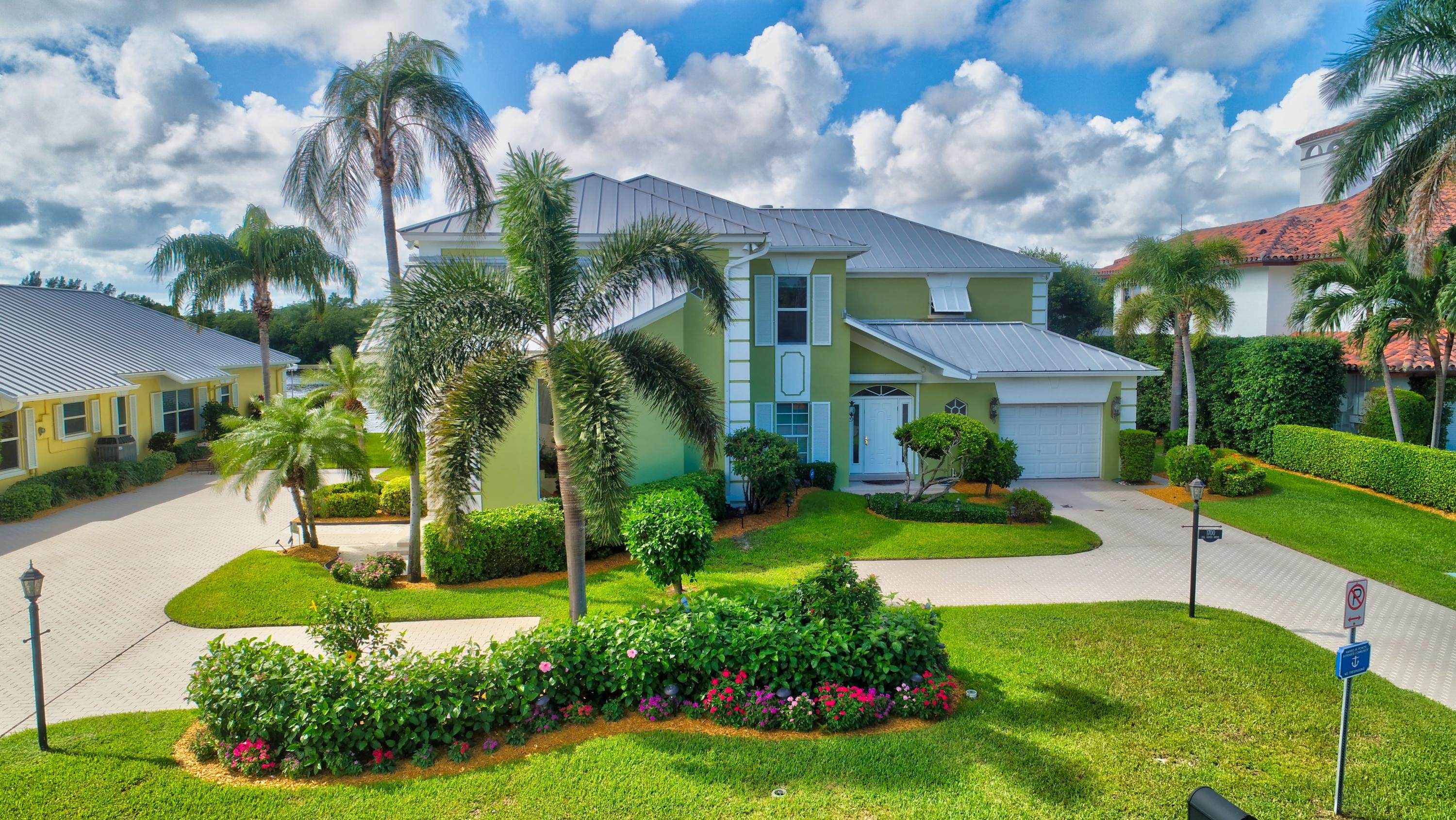 Home for sale in Harbour Pointe Delray Beach Florida