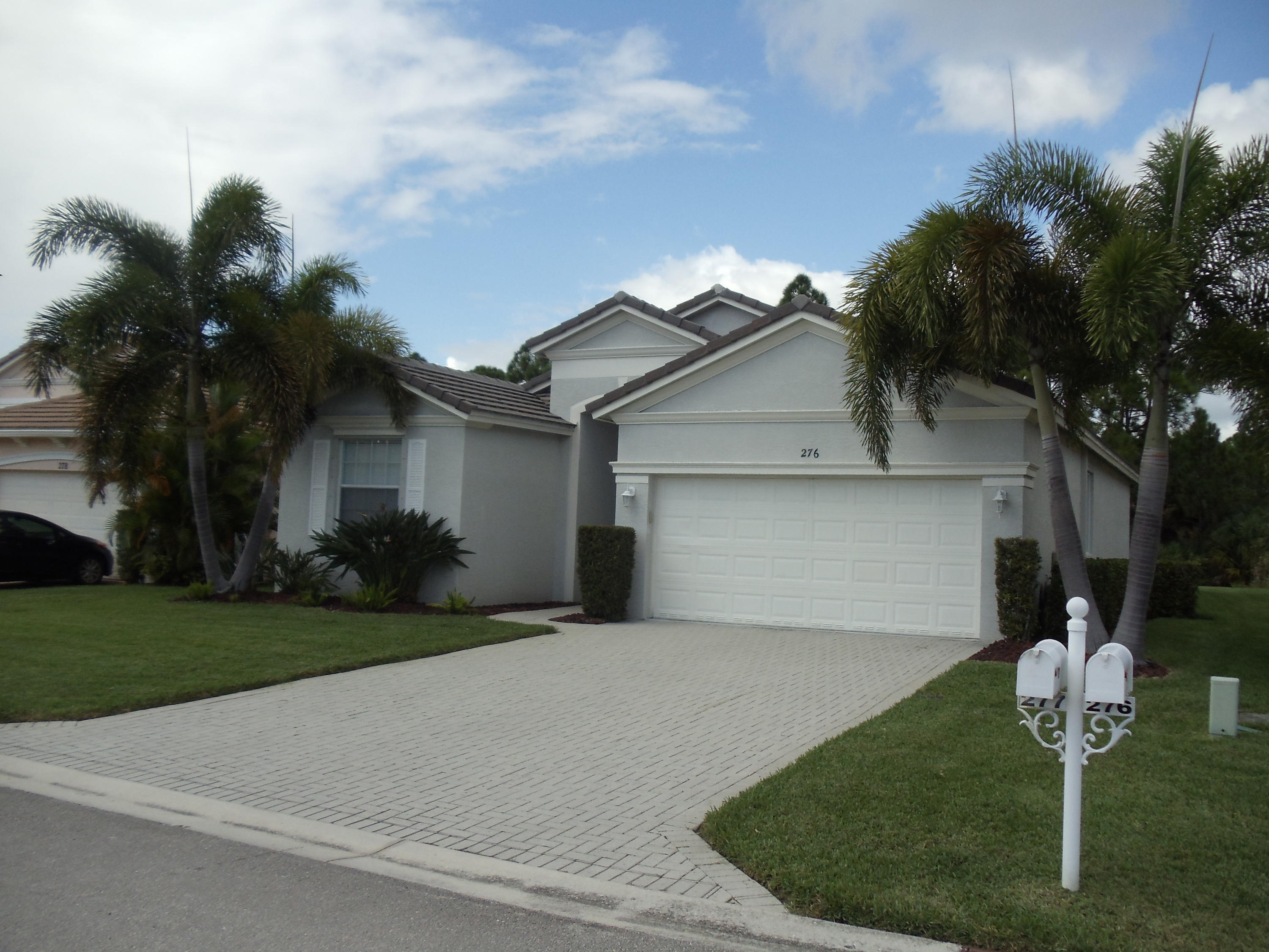 LAKEFOREST AT ST LUCIE WEST PHASE 1 HOMES