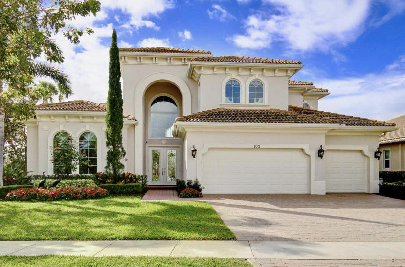 102 Carmela Court - Jupiter, Florida