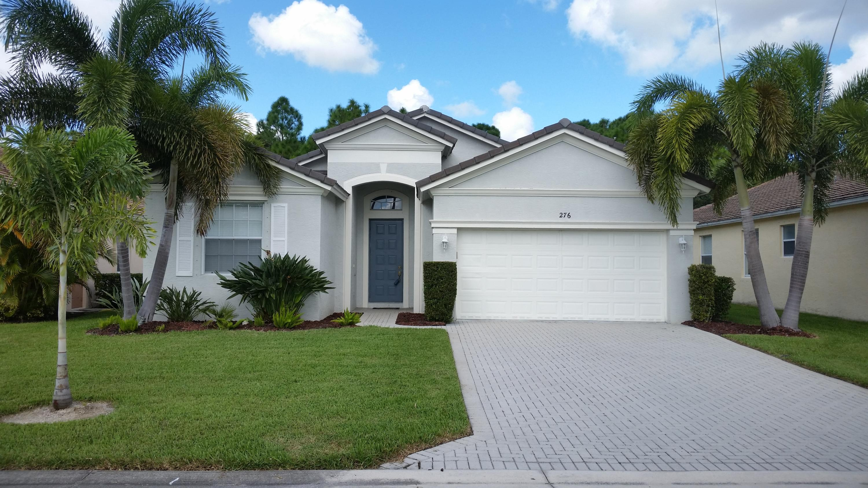 LAKEFOREST AT ST LUCIE WEST PHASE 1 REAL ESTATE