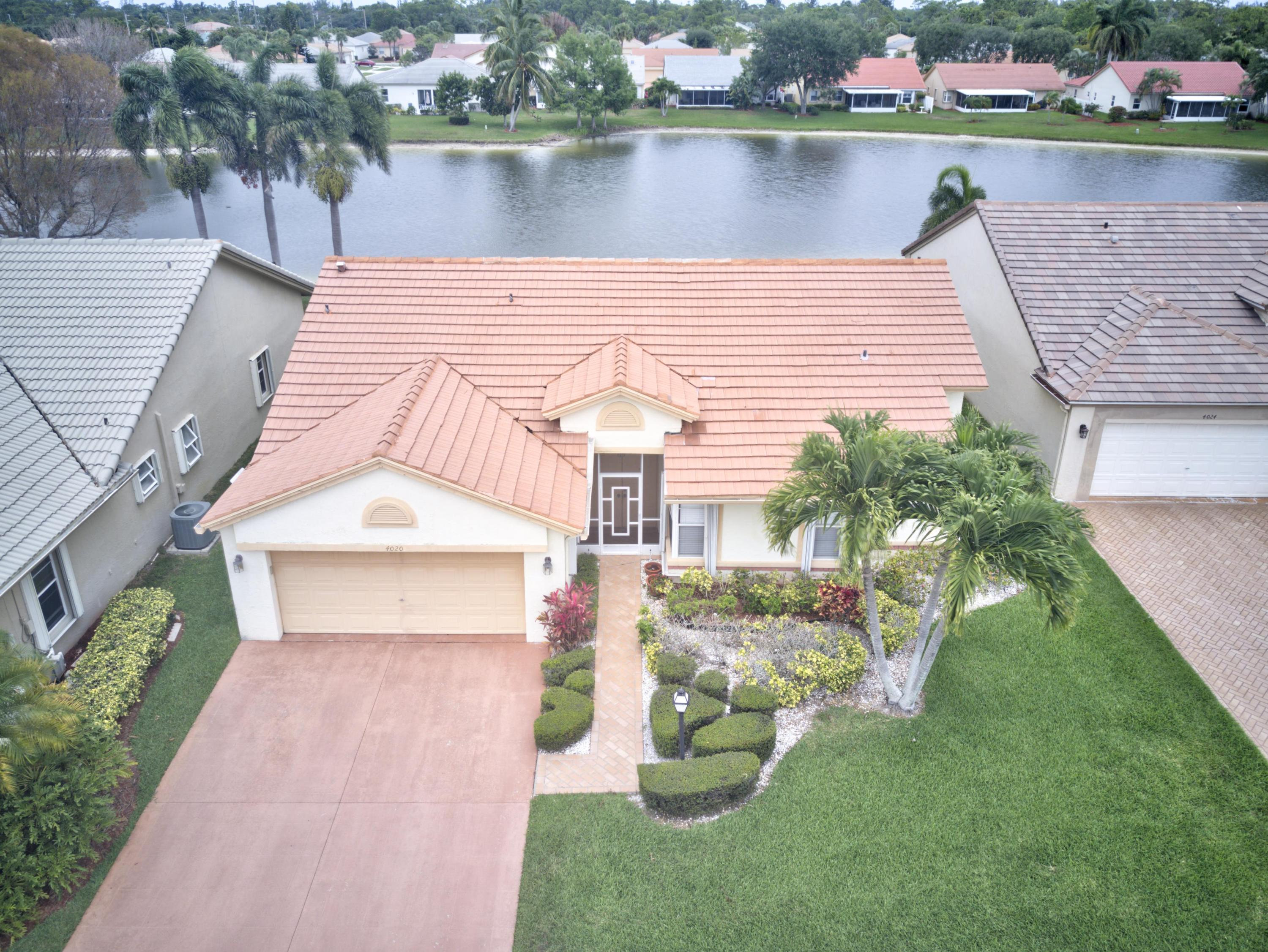 4020 Summer Chase Court Lake Worth, FL 33467