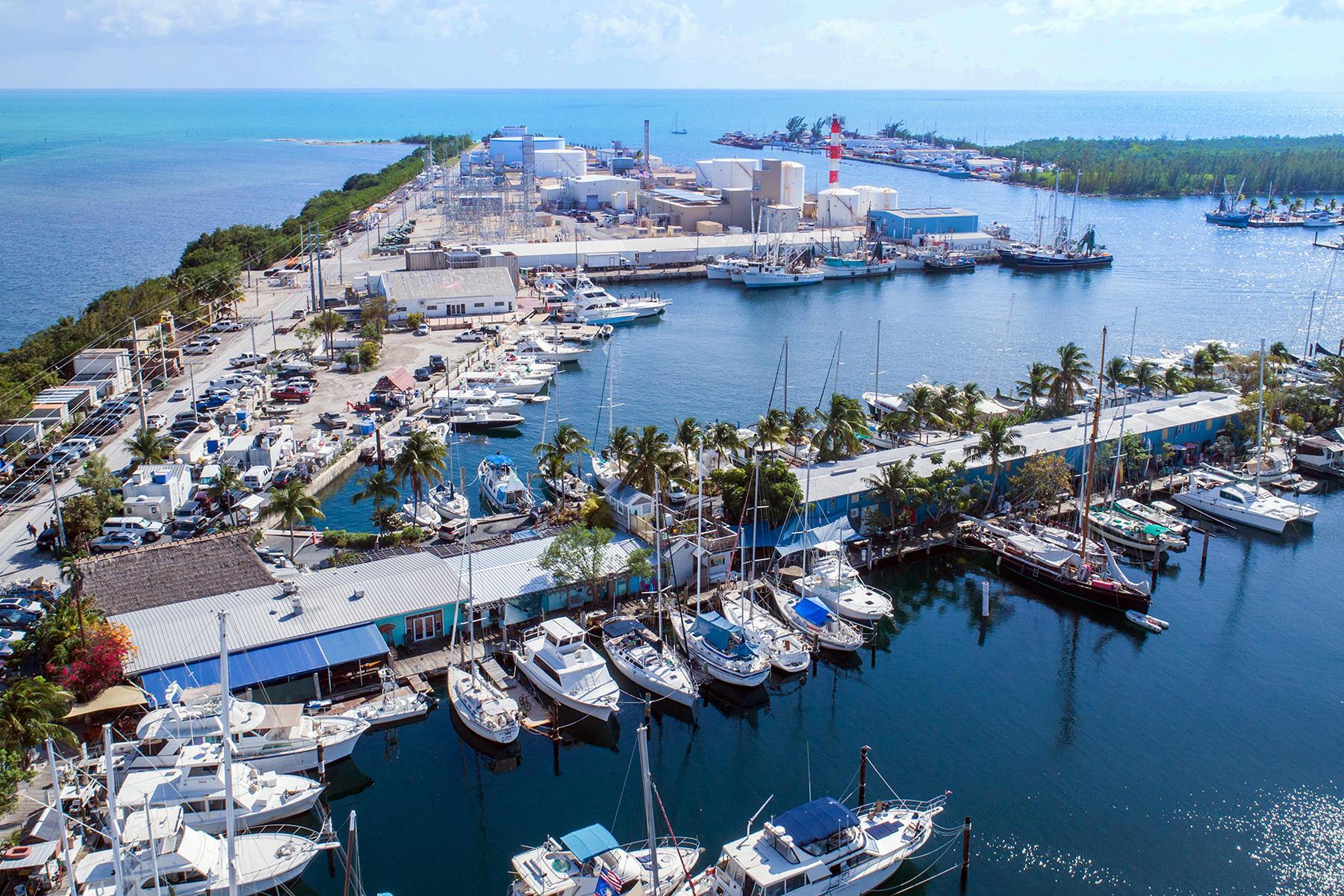 Home for sale in Safe Harbor Maritime Key West Florida