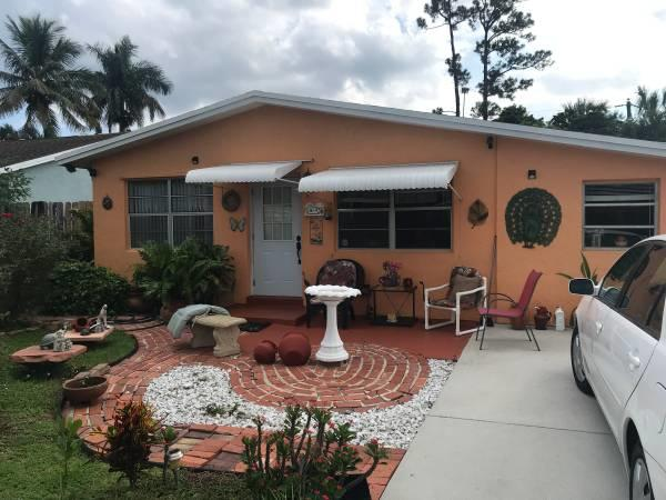 Home for sale in Royal Palm Estates West Palm Beach Florida