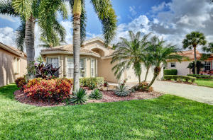 VALENCIA PALMS home 6887 Imperial Beach Circle Delray Beach FL 33446