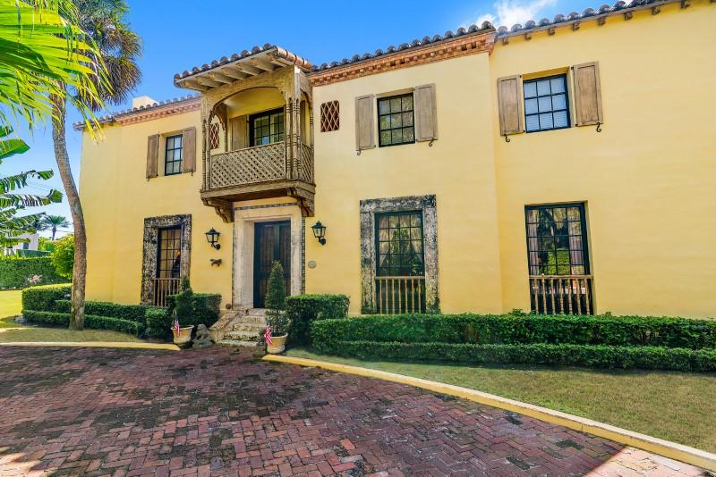 New Home for sale at 200 El Bravo Way in Palm Beach