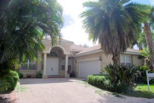 VILLA BORGHESE home 7300 Viale Michelangelo Delray Beach FL 33446