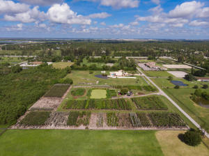 Located directly off of Seminole Pratt Whitney, 3 blocks north of Southern Blvd is this 5 acre, high and dry, improved parcel. Set in the heart of all that the Western Communities has to offer, this land is ready for you to build your dream home, equestrian facility, or nursery. It is currently equipped for a nursery with irrigation. Property includes a small storage barn with water and electric as well. Current nursery inventory available for purchase. Owner is also open to leasing back after purchase. Minutes from Wellington and the world famous Winter Equestrian Festival.