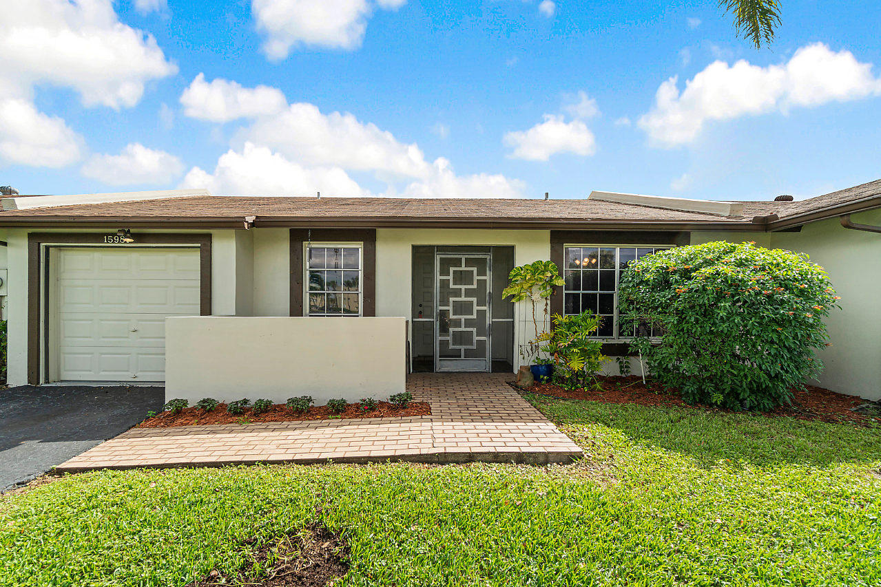 Home for sale in Las Verdes Delray Beach Florida