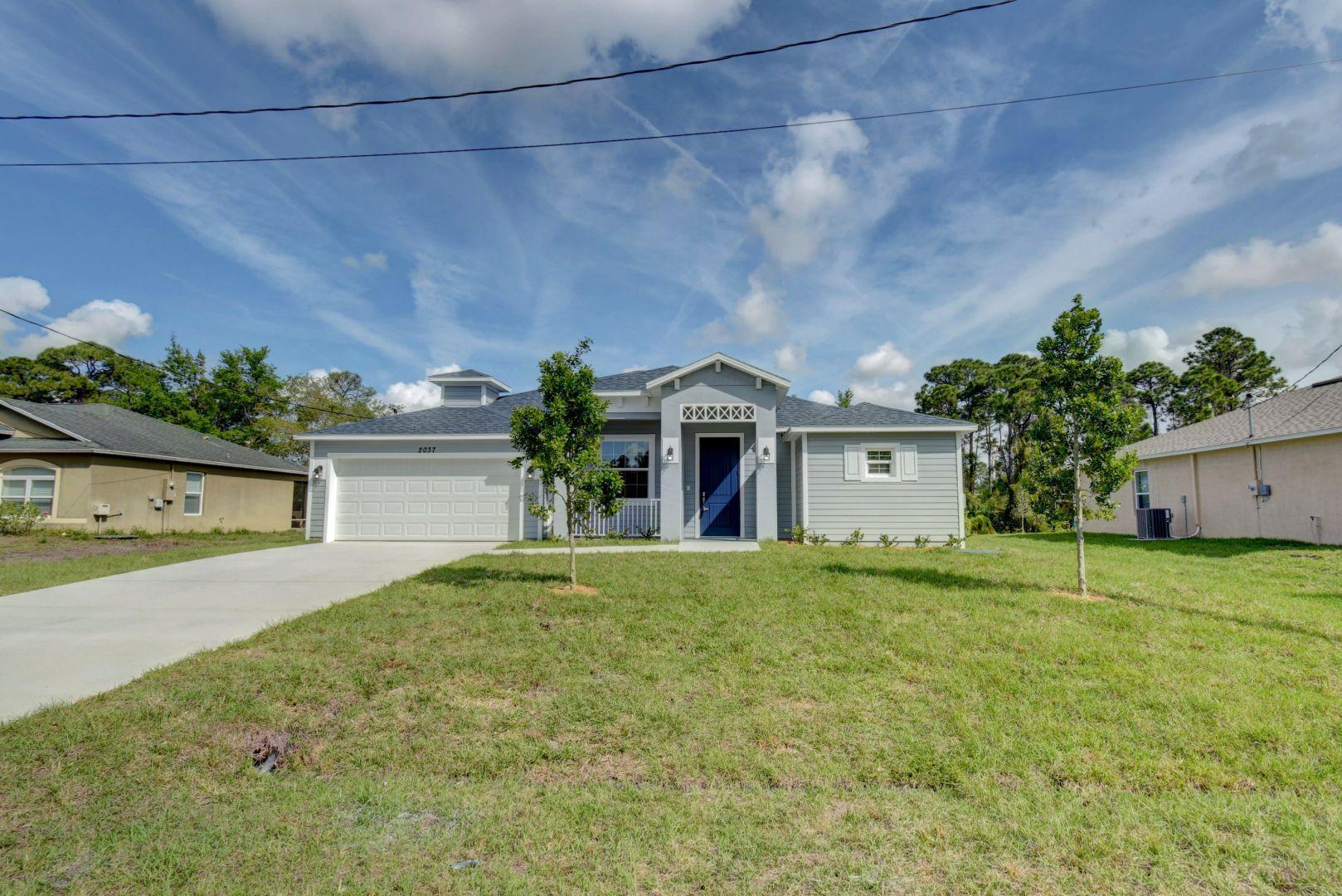 Photo of 5842 NW Windy Pines Lane, Port Saint Lucie, FL 34986