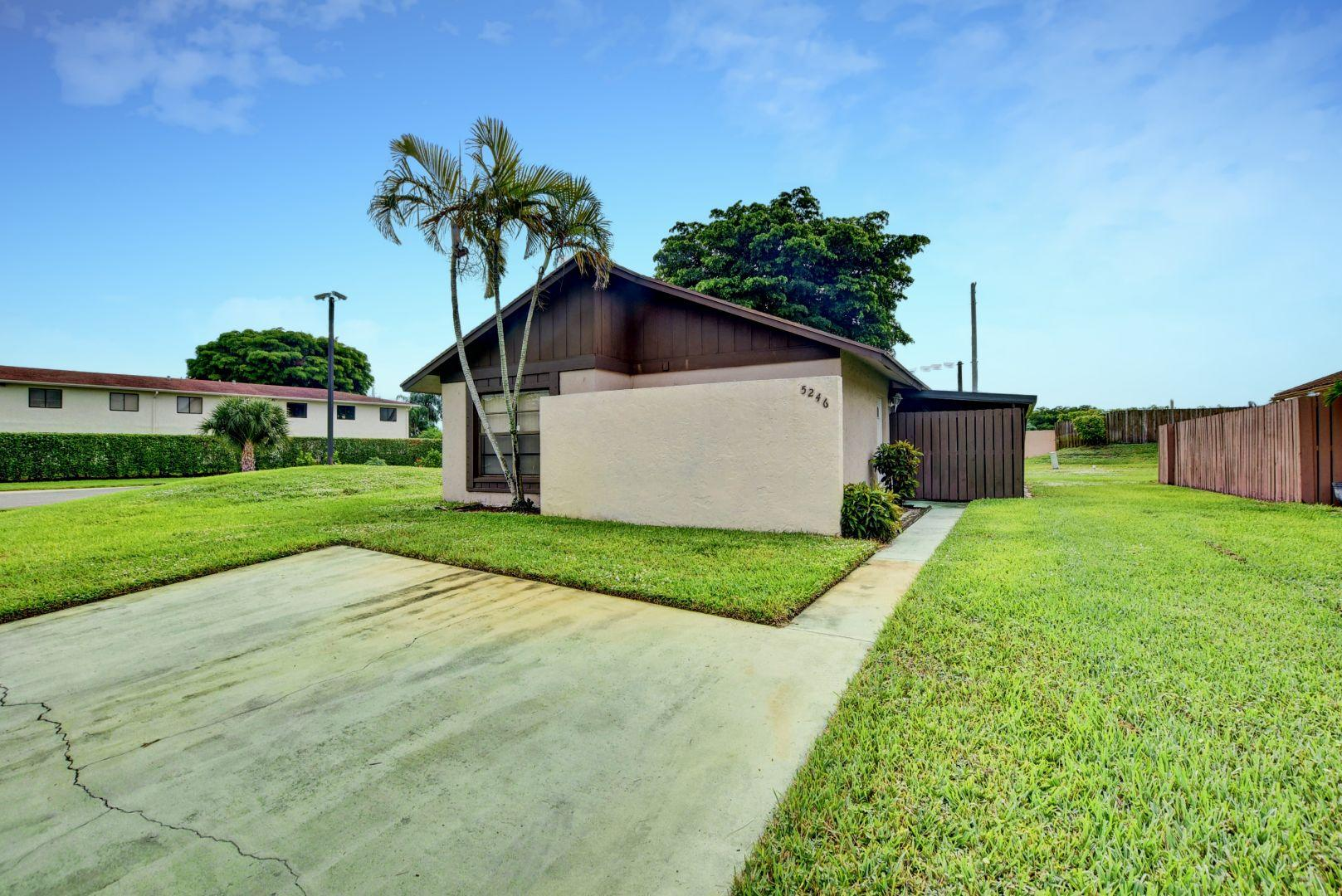 Home for sale in garden hills unit two West Palm Beach Florida