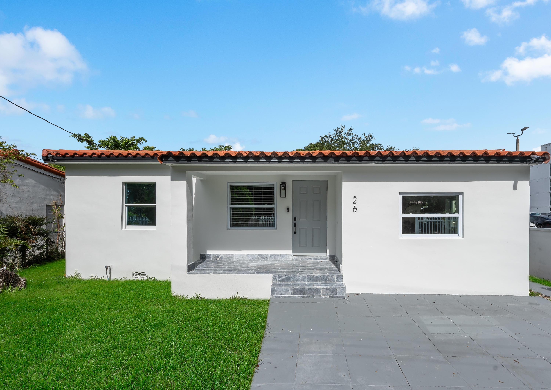 26 SW 39 Court  Coral Gables FL 33134