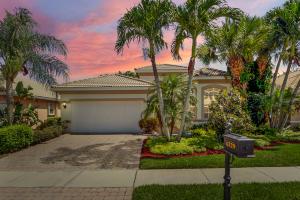 BELLAGGIO home 6329 Via Primo Street Lake Worth FL 33467