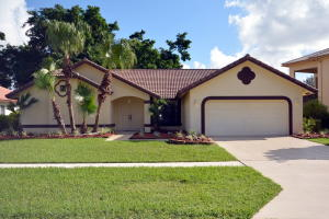 Property for sale at 20105 Back Nine Drive, Boca Raton,  Florida 33498