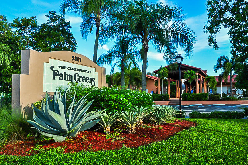 PALM GREENS REALTY