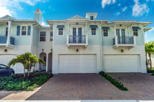 Ocean Breeze Townhomes At Juno Beach