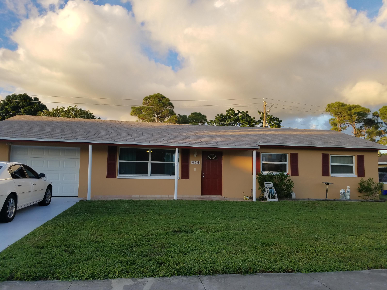 444 Alemeda Palm Springs FL 33461