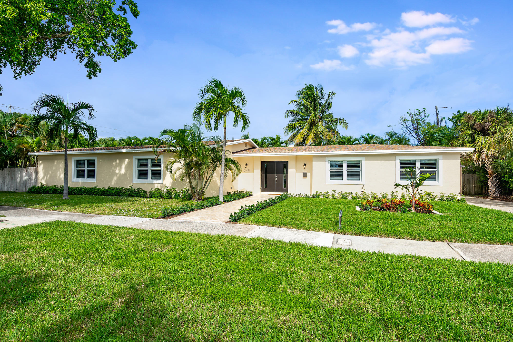 Home for sale in LEWIS SHORE ESTATES 1 West Palm Beach Florida