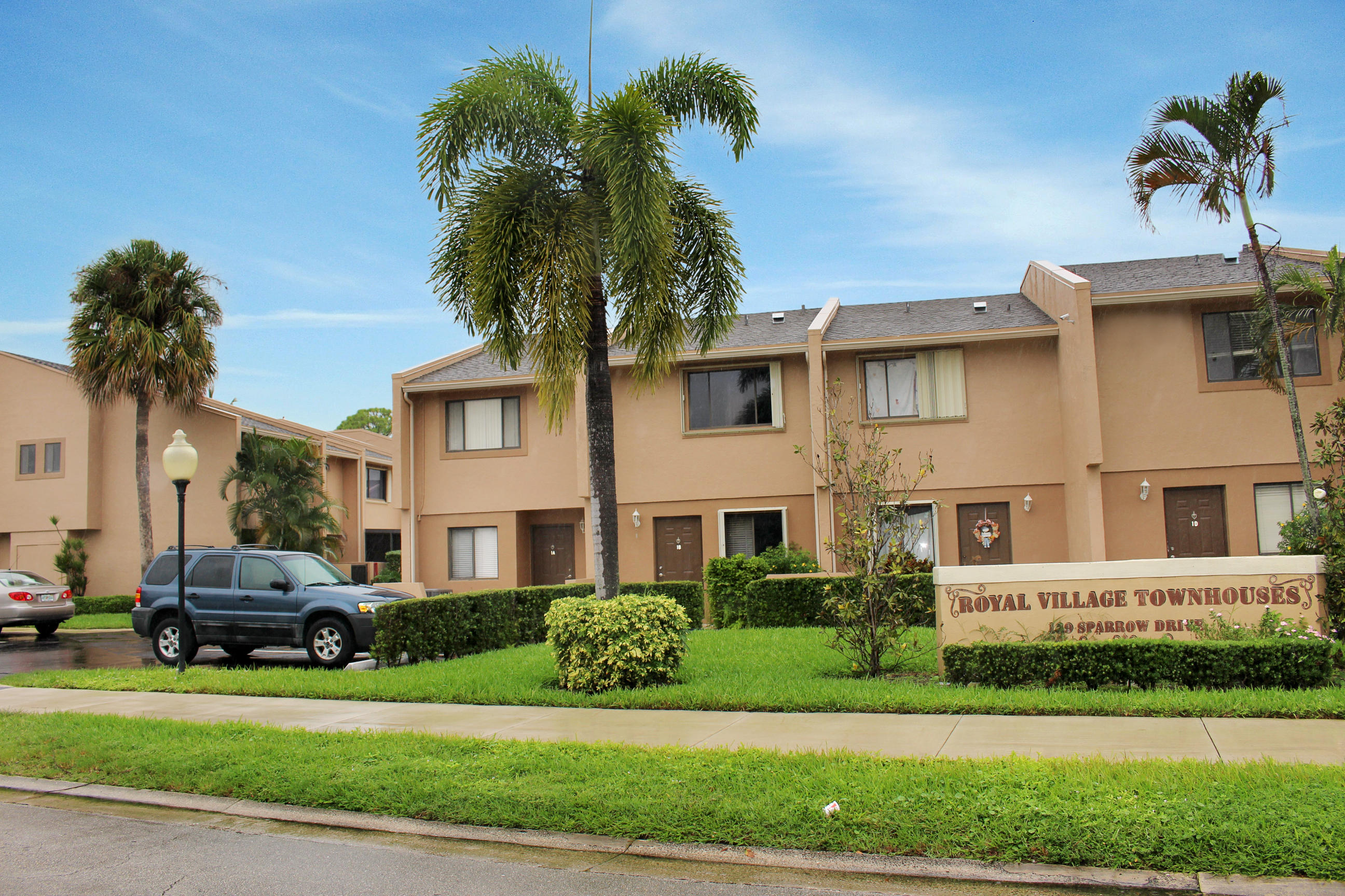 Home for sale in Royal Village Townhouses Royal Palm Beach Florida