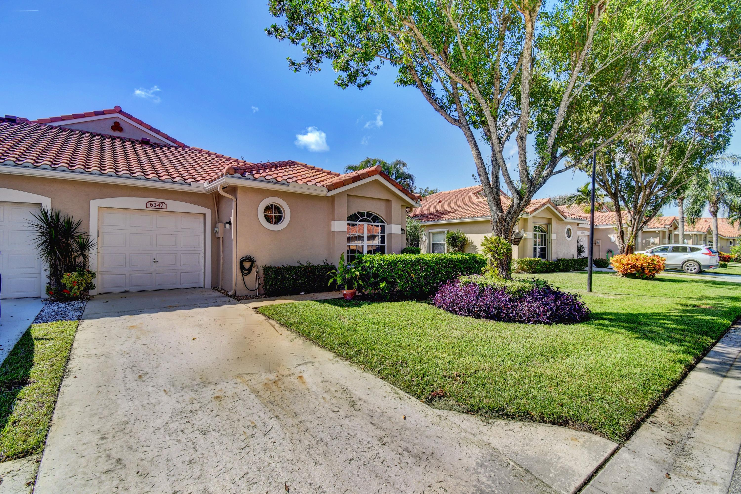 Home for sale in Aberdeen Boynton Beach Florida