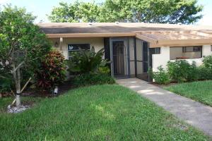 PALM GREENS AT VILLA DEL RAY CONDO home 13173 Lucinda Palm Court Delray Beach FL 33484