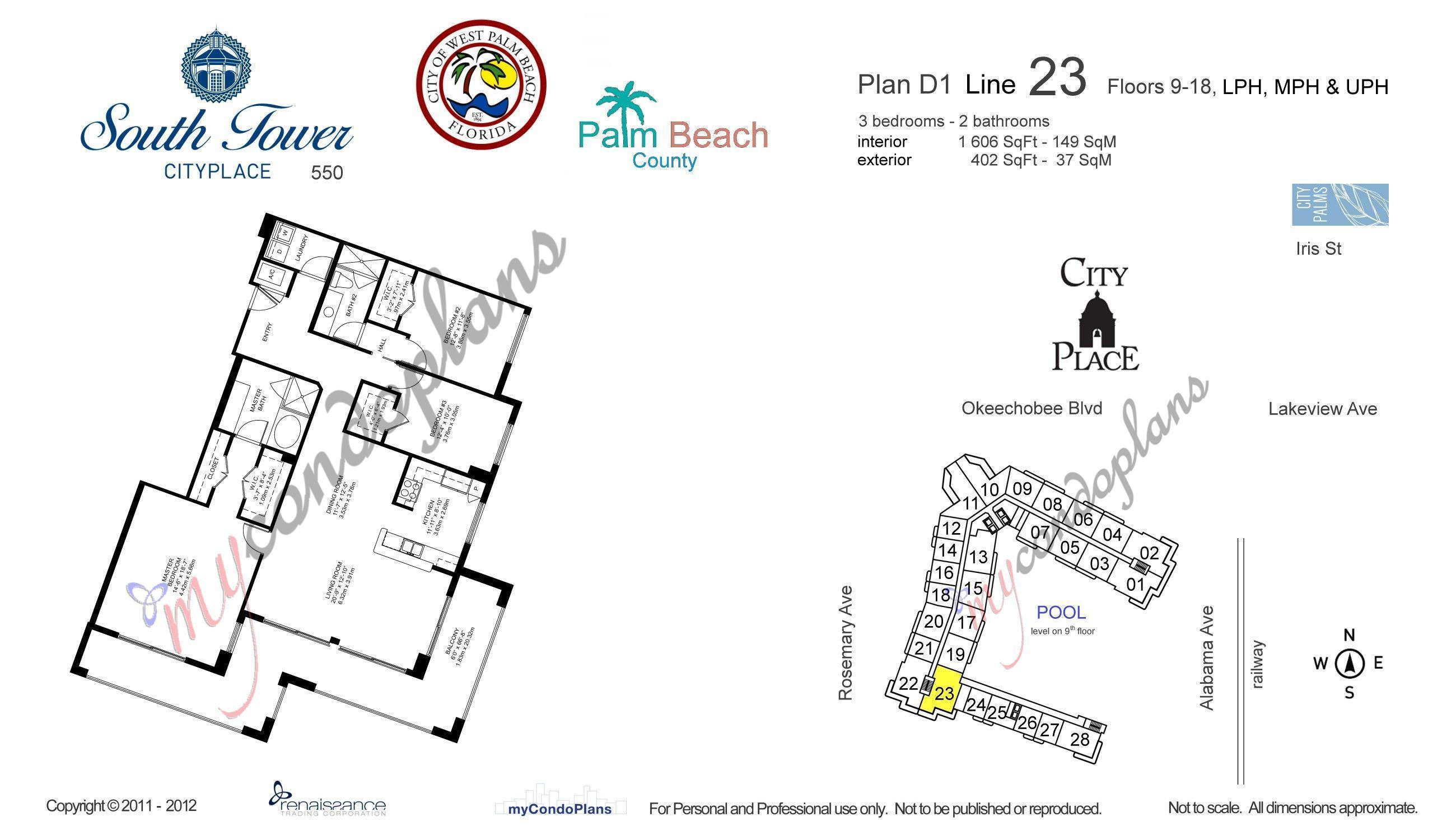 550 Okeechobee Boulevard 1423 West Palm Beach, FL 33401 photo 33
